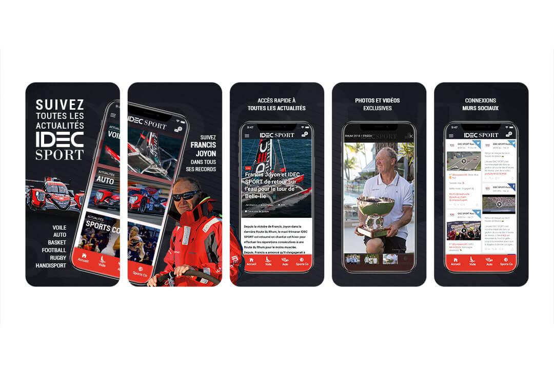 Idec-Sport-Screens-Apple-iphone