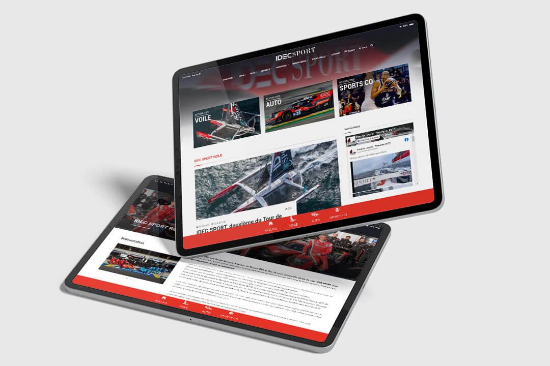Idec-Sport-Screens-Tablet